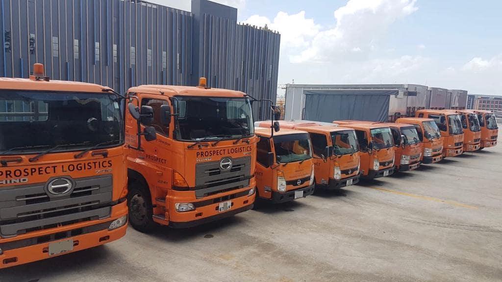 Prospect Logistics Container Haulage
